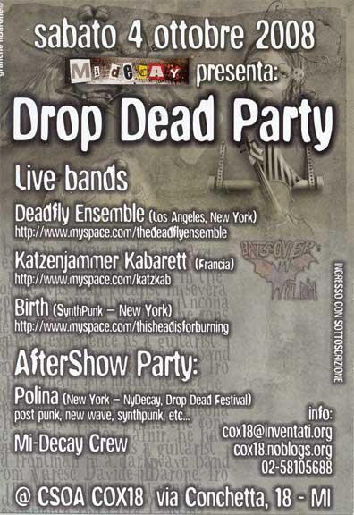 Drop-Dead-Party
