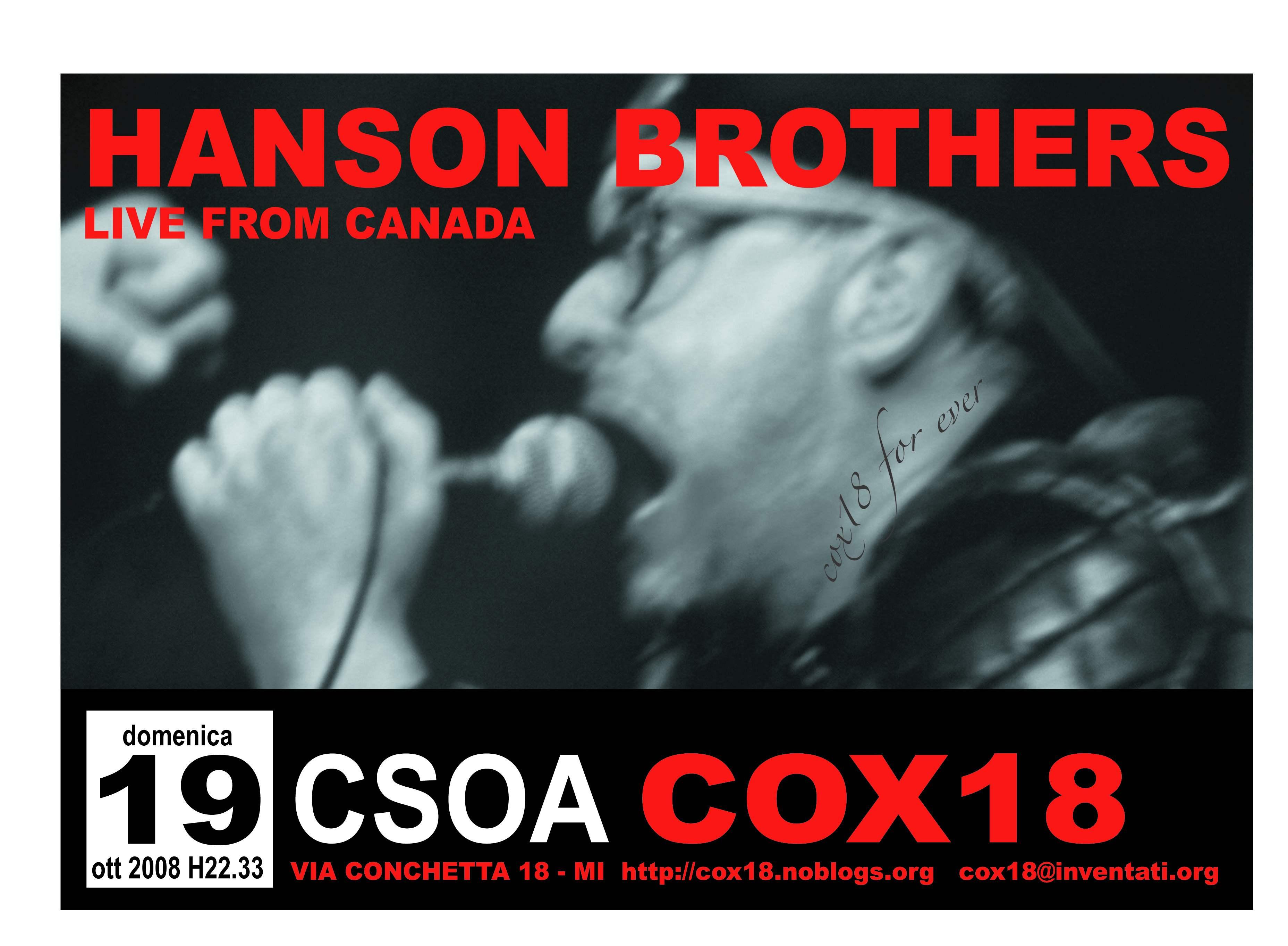 Hanson-Brothers