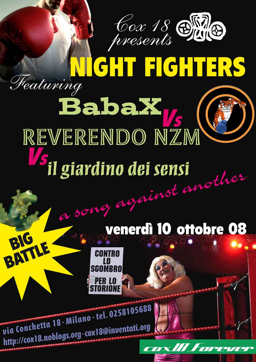 NIGHT-FIGHTERS